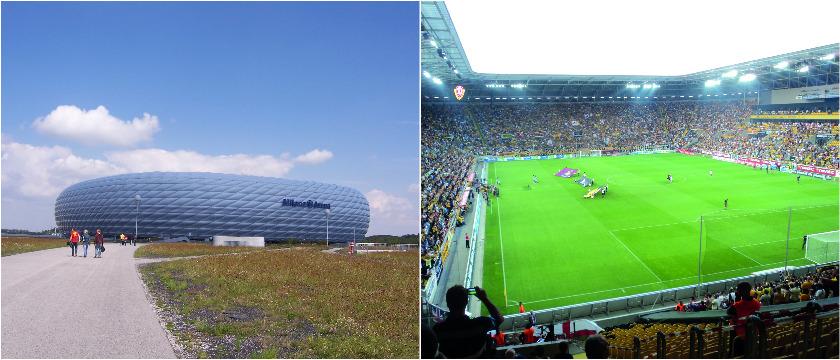 the 2. Bundesliga