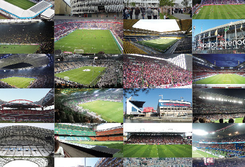 European stadiums 20-31