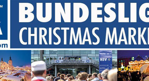 Bundesliga Christmas markets football trips