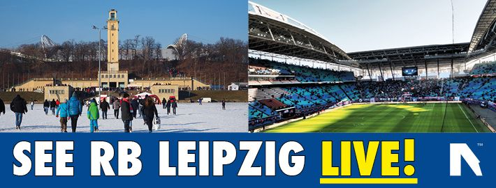 Leipzig football tickets and packages