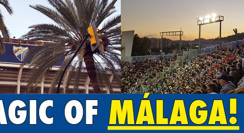 Book Malaga football tickets