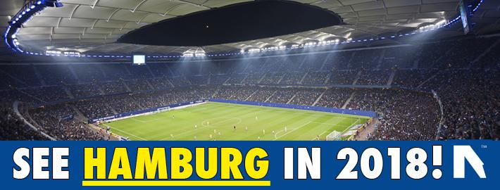 book Hamburg SV tickets and football trips