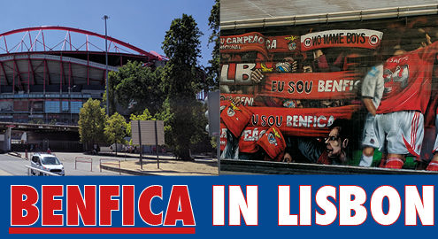 Benfica tickets and travel packages