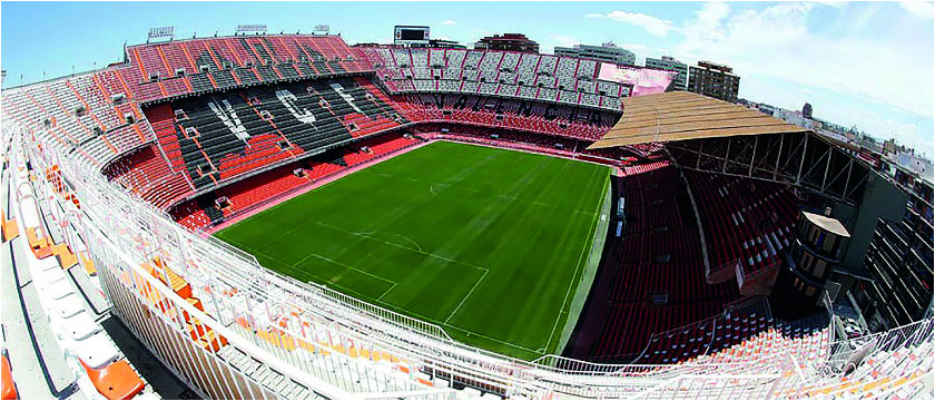 watch two matches in Valencia