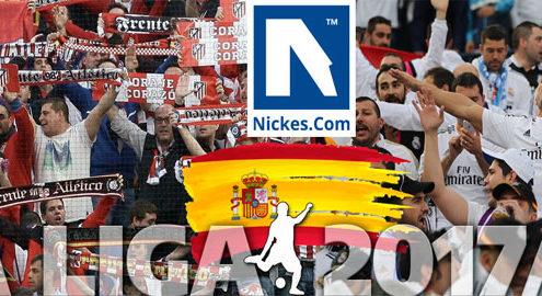 La Liga football trips 2017/2018