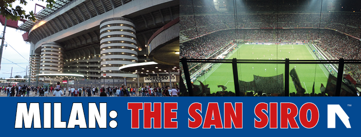 AC Milan football trips and tickets