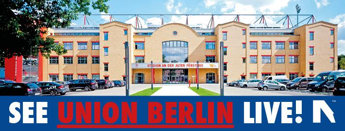 Union Berlin tickets