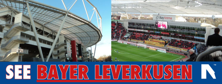 Bayer Leverkusen tickets & trips