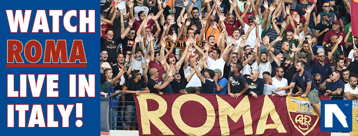 AS Roma tickets and tours